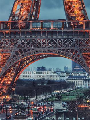 Lebendiges Paris