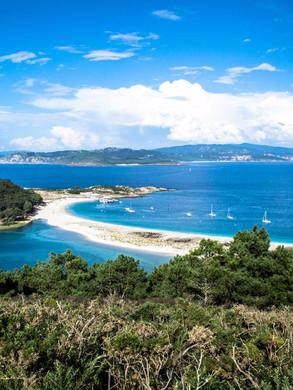 Wunderschönes Galicien Nordspanien
