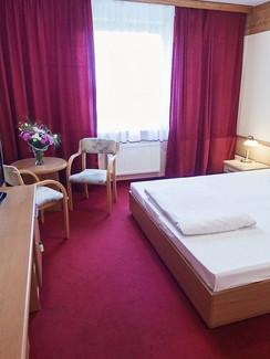 Zimmerbeispiel Hotel Panorama Stettin