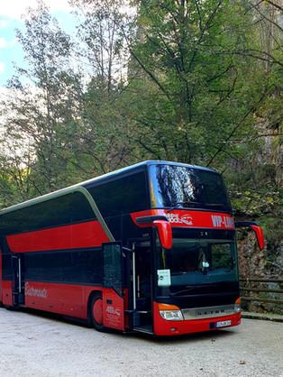 Der VIP-Liner Bistrobus