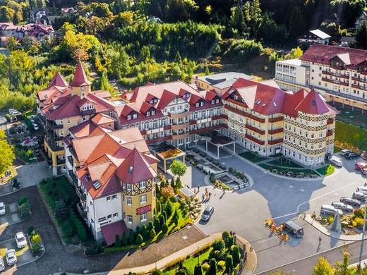 Bad Flinsberg Kurhotel St. Lukas