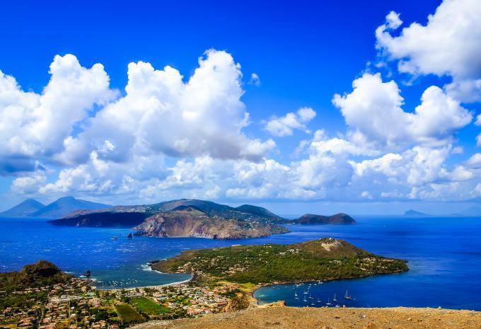 äolische / liparische Inseln