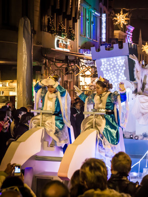 Christmas Fairytales Parade