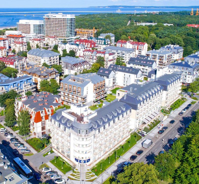 Kurhotel Drei Inseln Swindemünde