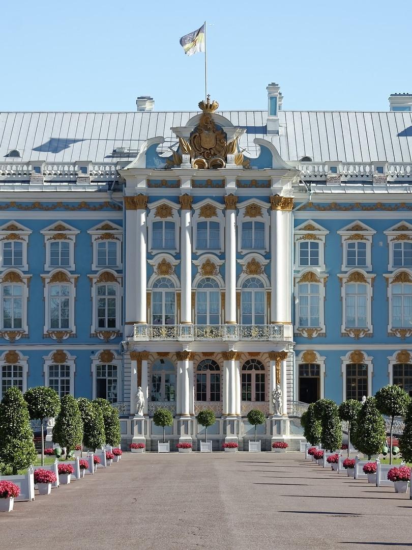 Katharinenpalast St. Petersburg