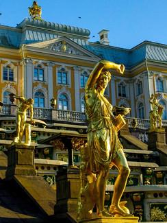 St. Petersburg Peterhof