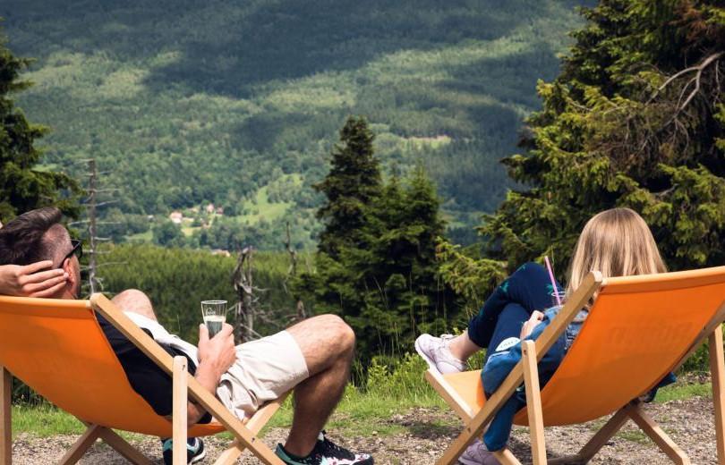 Entspannung in Niederschlesien