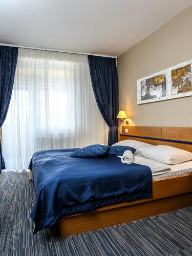 Zimmerbeispiel Hotel Drazica Insel Krk