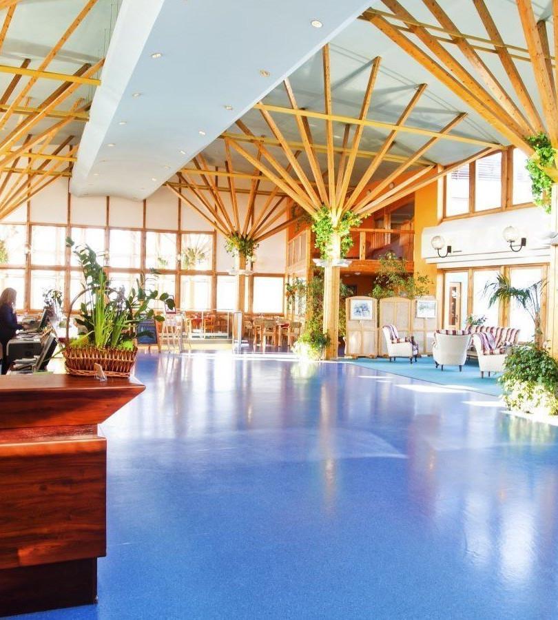 Hotelrezeption