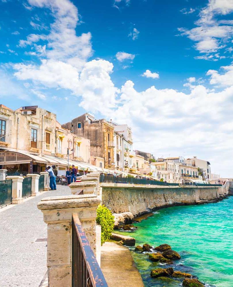 Siracusa Halbinsel Ortigia