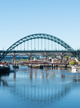 Newcastle in England