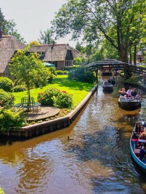 Dorf Giethoorn