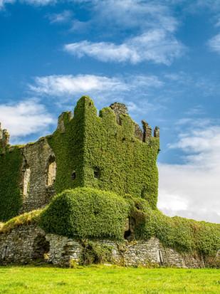 Ruinen am Ring of Kerry