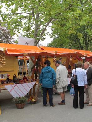 Zalakaros Markt