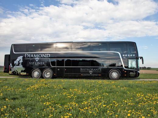 DIAMOND VIP-LINER Bistrobus