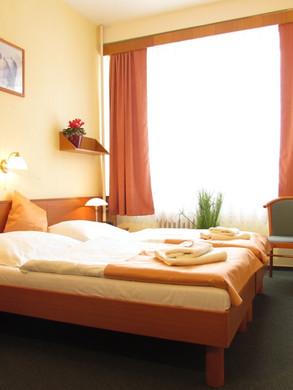 Hotel Zimmerbeispiel