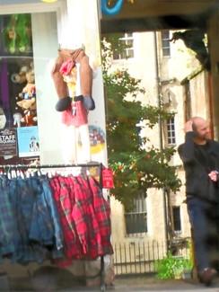 Edinburgh Shops