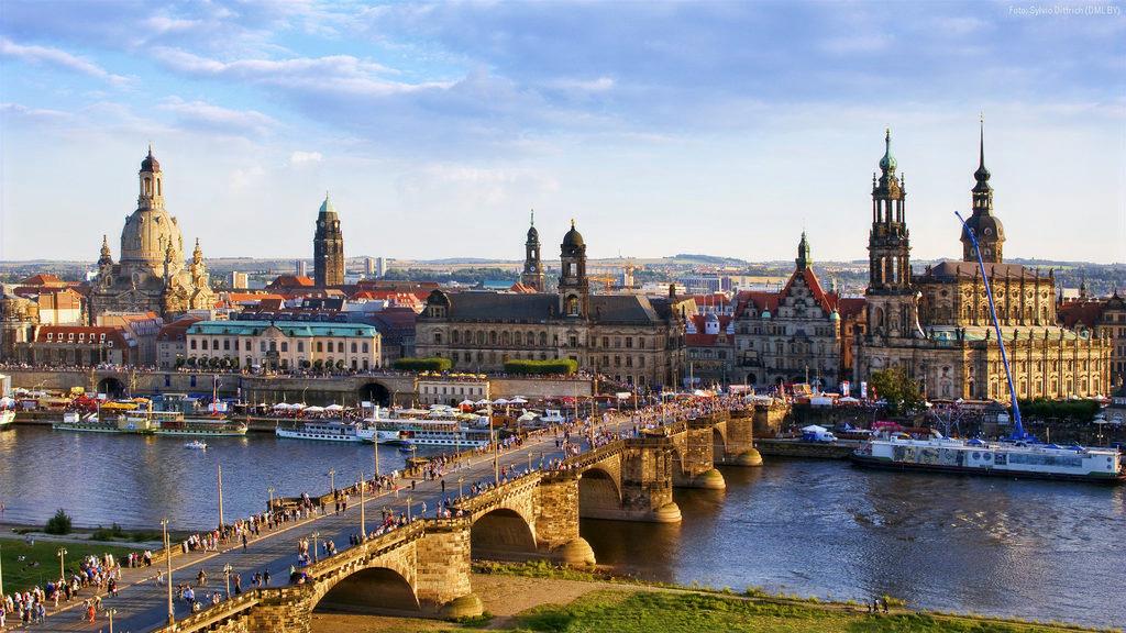 Reiseziel Dresden