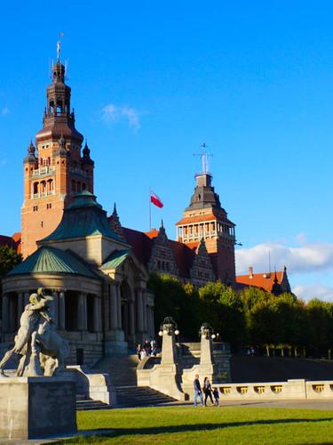Stettin Hakenterrasse