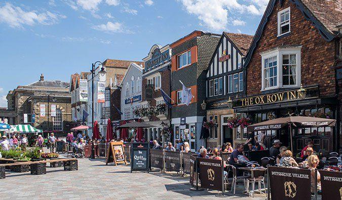 Salisbury Grafschaft Wiltshire