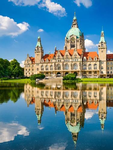 Rathaus von Hannover