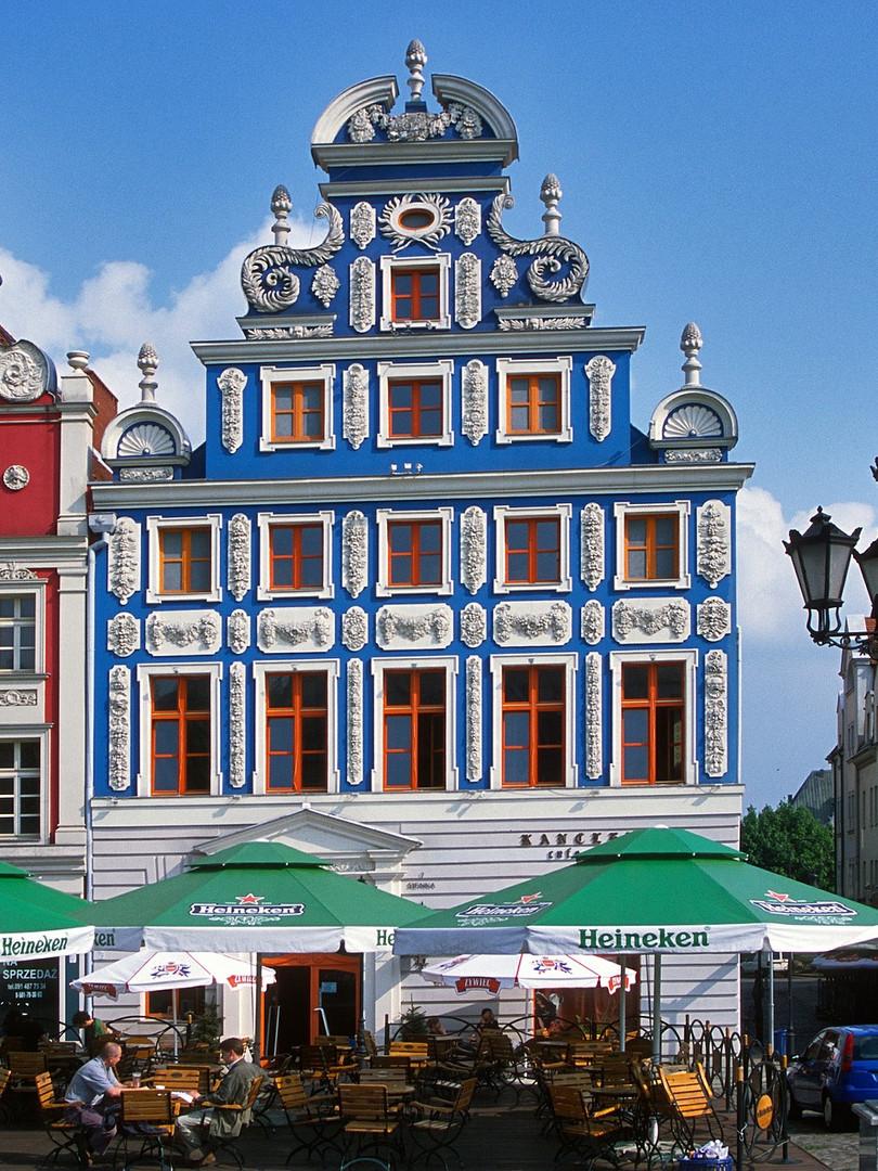 Heumarkt Stettin