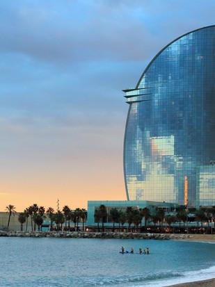Das moderne Barcelona