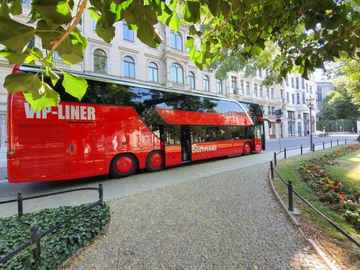 Setra Premium-Class Bistrobus