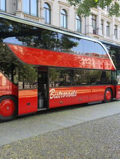 Premium Class Bistrobus