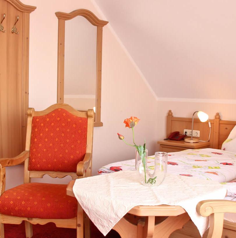 Zimmerbeispiel Hotel Zur Igelstadt