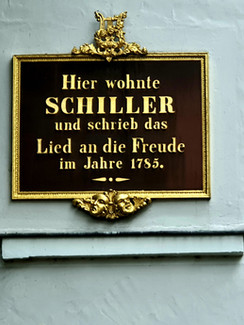 Leipzig Gedenktafel