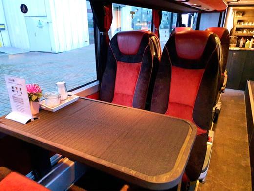Bistro-Bereich Setra Premium-Class Bistrobus