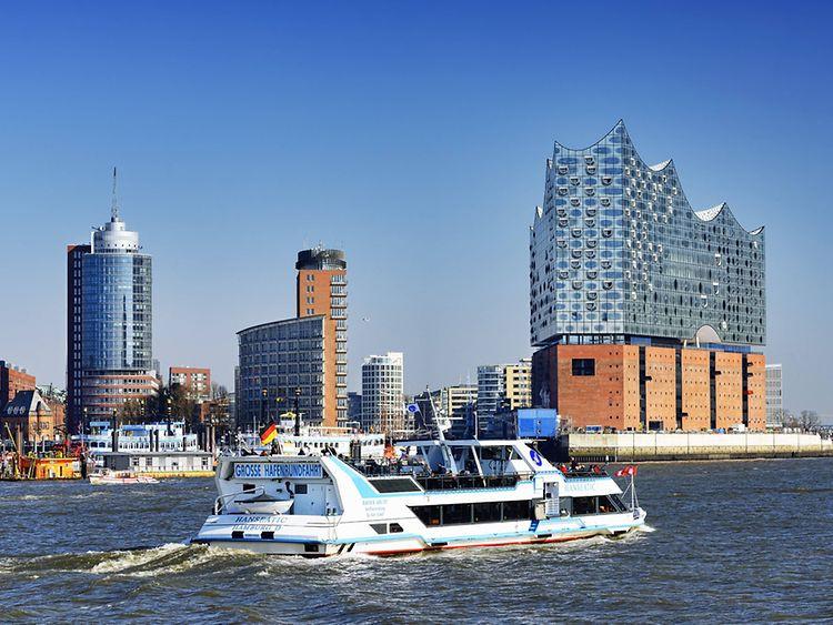 Hamburg Hafenrundfahrt