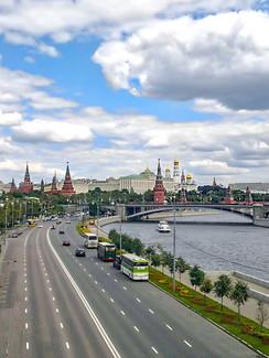 Moskau Zentrum
