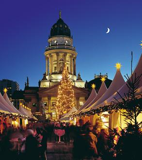 Berlin Spandau im Advent