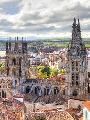 Burgos am Jakobsweg