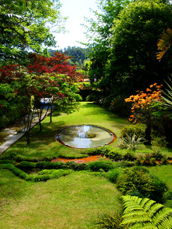 Terra Nostra Garten