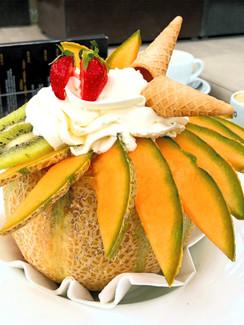 Eis essen in Portoroz