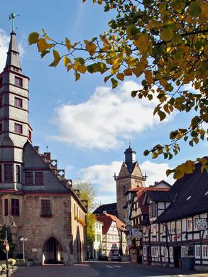 Korbach Rathaus