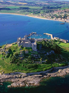 St. Michaels Mount Grafschaft Cornwall
