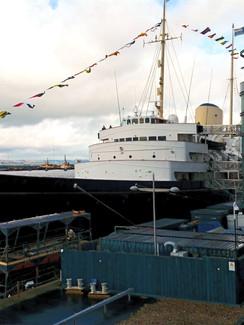 Royales Schiff Britania