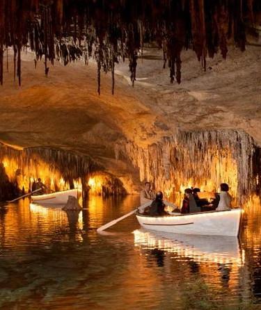 Drachenhöhlen Porto Christo
