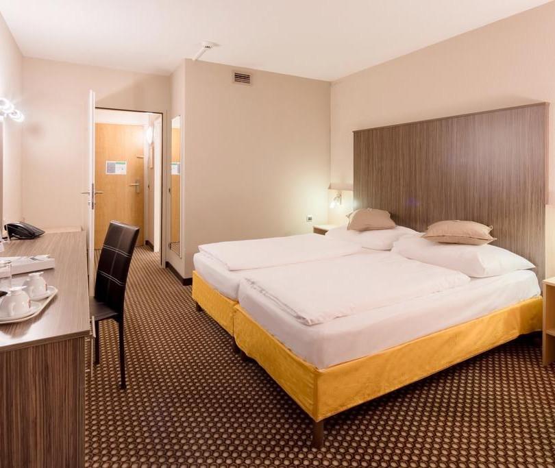 Zimmerbeispiel Best Western Hotel Vösend