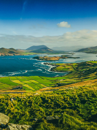 Der Ring of Kerry in Irland