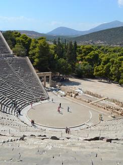 Amphitheater Epidaurus