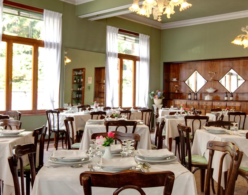 Restaurant Hotel Beau Rivage