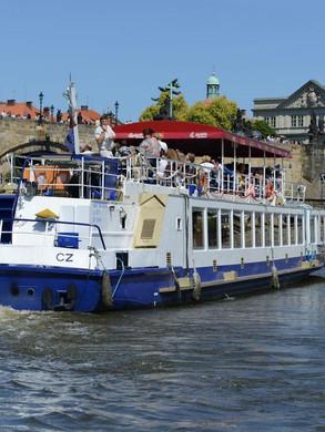 Moldau Schifffahrt