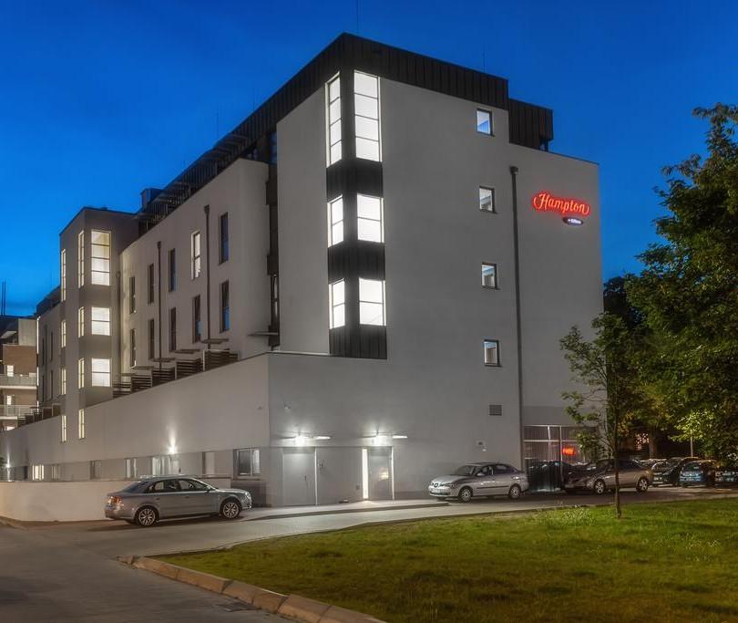 Hotel Hampton by Hilton