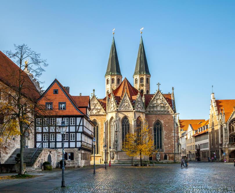 Löwenstadt Braunschweig