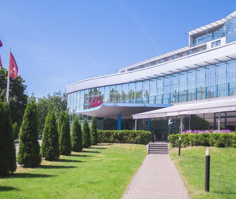 Hotel Bellevue Park Riga